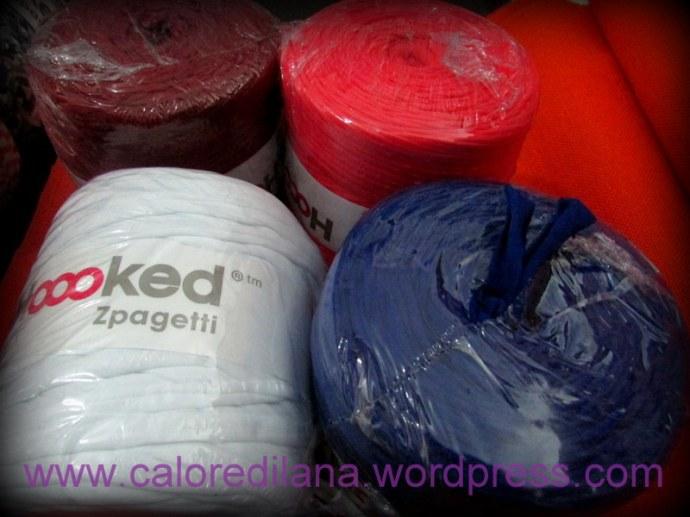 Fettuccia Hoooked Zpagetti art. 013