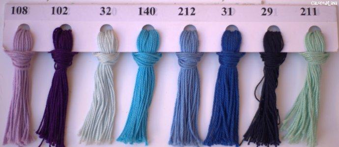 Catalogo Cotone Corallo Rosa3 - Calore di Lana