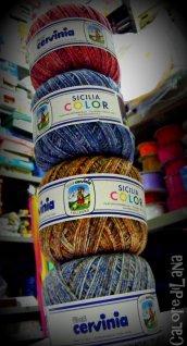Cotone Cervinia Sicilia Color - Calore di Lana