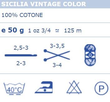 composizione cervinia sicilia vintage color