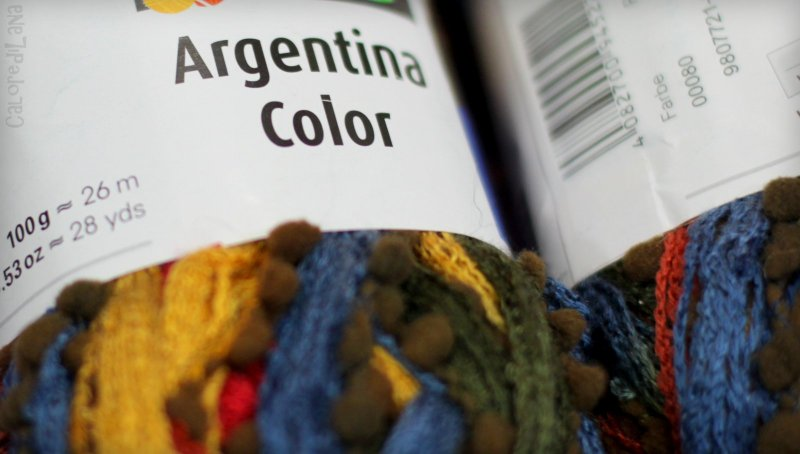 SMC Argentina Color - Calore di Lana