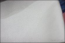 Tela Aida 44 fori Ricamo - Calore di Lana