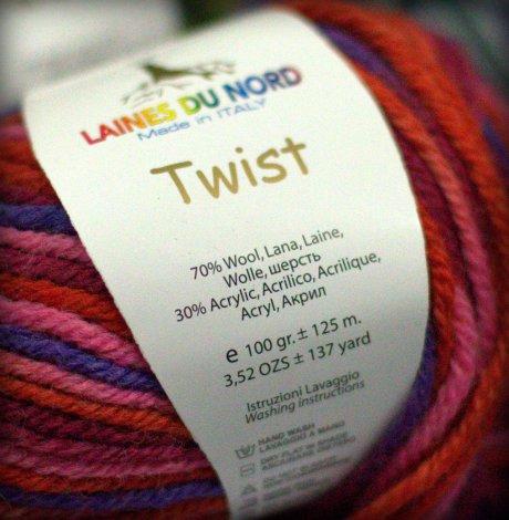 Lana Twist - Laines du Nord