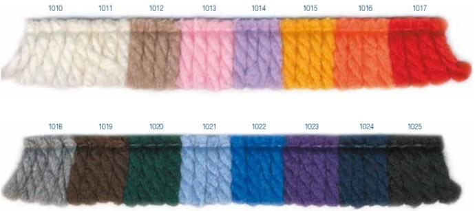 catalogo colori norvegia 2