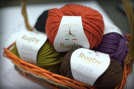 Laines du Nord - Rugby - Calore di Lana