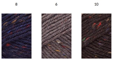 "Laines du Nord ""Twist Tweed"" - Calore di Lana"