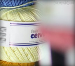 Cotone per uncinetto Cervinia Sicilia - Calore di Lana
