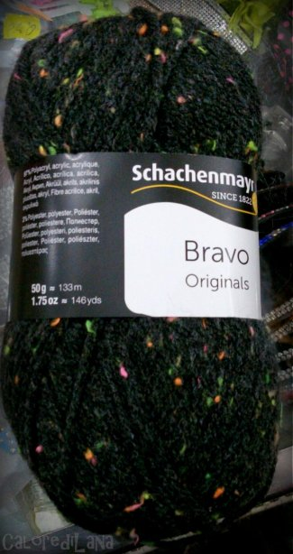 Lana Bravo Schachenmayr nr. 08329, 50 gr, 100% acrilico