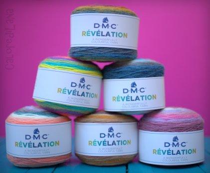 Révélation DMC - Calore di Lana
