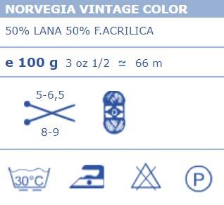 composizione Norvegia Calore di Lana