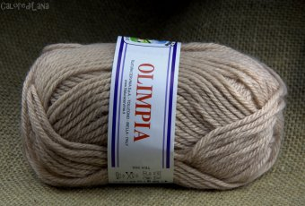 Lana Cervinia OLIMPIA 50% lana 50% acrilico