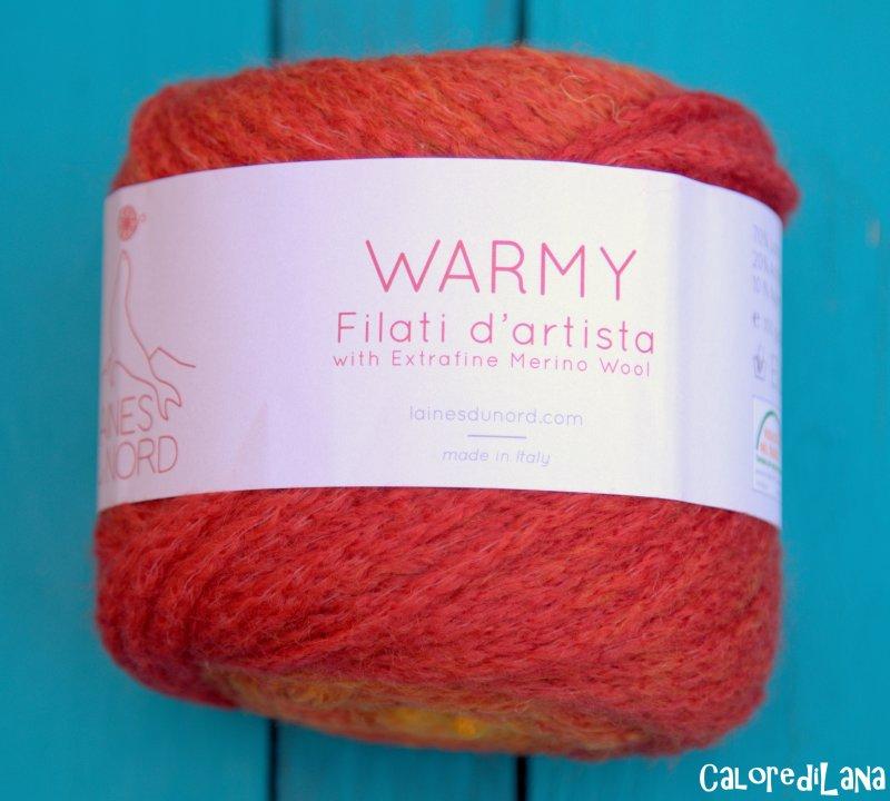 Filati d'artista Laines du Nord - Warmy - Acquista online su Calore di Lana www.caloredilana.com