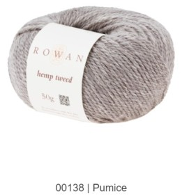 Rowan Hemp Tweed - Calore di Lana - www.caloredilana.com