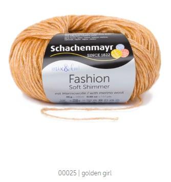 Fashion Soft Shimmer Schachenmayr - Calore di Lana www.caloredilana.com