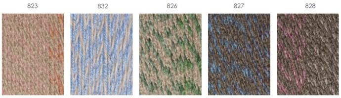 crilly stampe variegate catalogo colori
