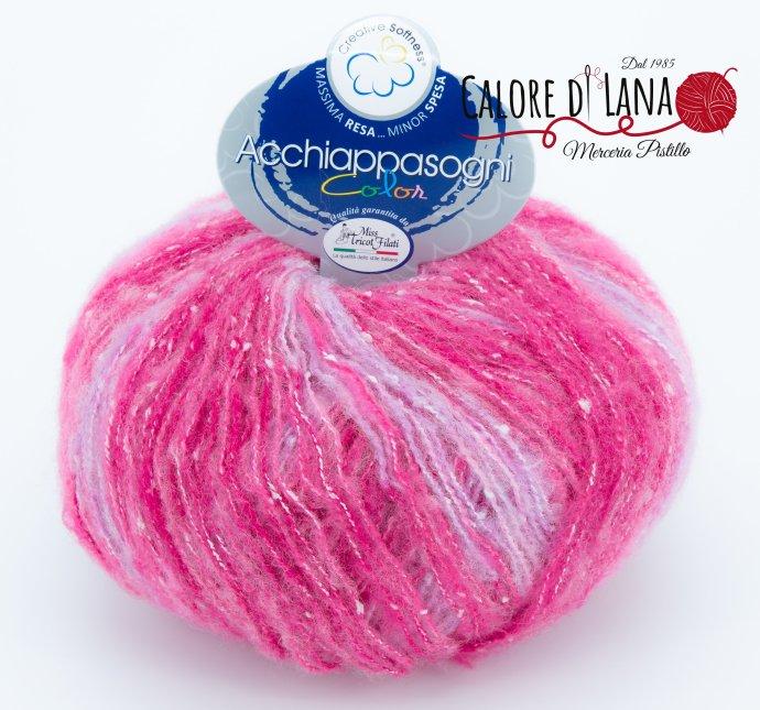 Acchiappasogni Color - Miss Tricot Filati - Calore di Lana www.caloredilana.com