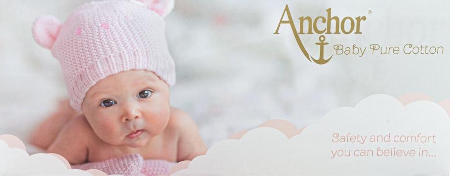 Anchor Baby Pure Cotton - Calore di Lana